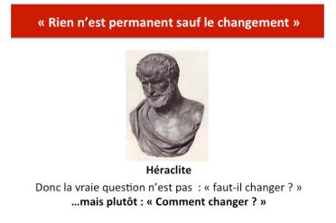 Changement permanent